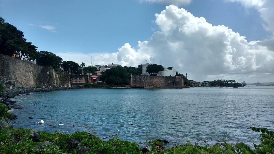 old san juan - Paseo del Morro