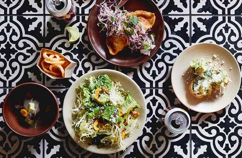 flores - best mexican restaurants
