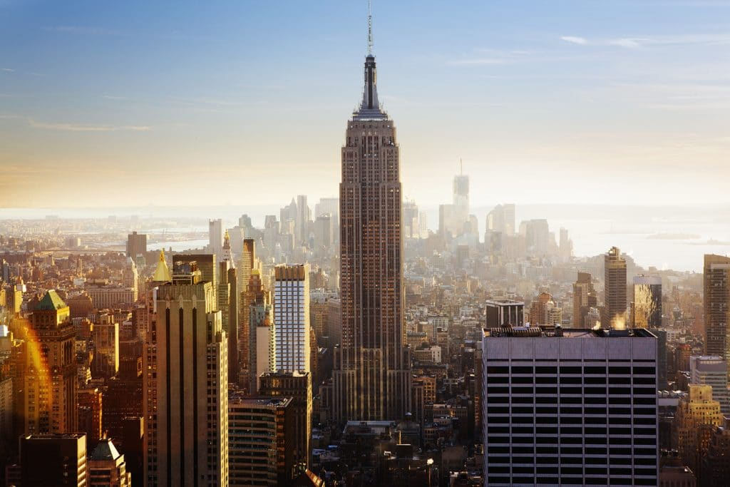 empire state building - things to do in nyc - trekbible - travel destinations