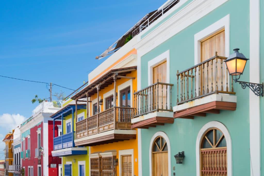 caribbean islands - Puerto Rico