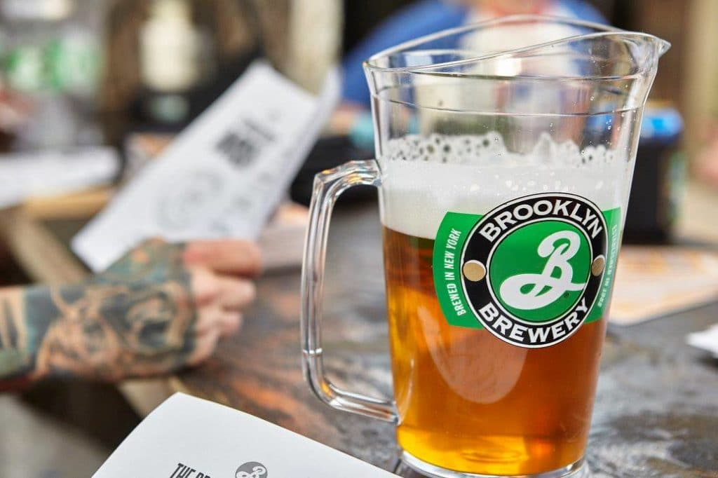 cool things to do in nyc - Brooklyn Brewery