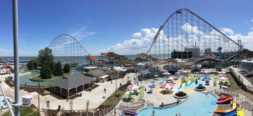 best amusement parks - Cedar Point