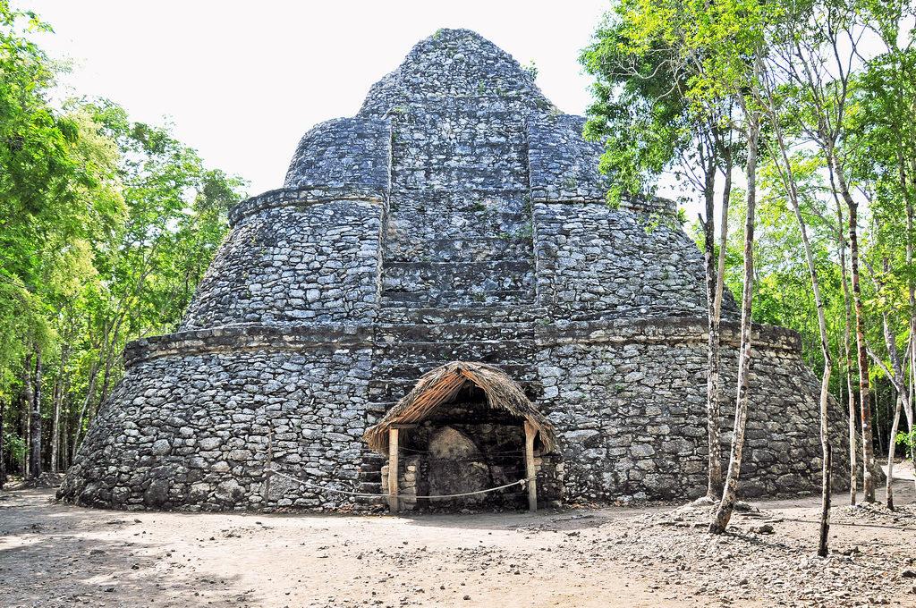 mayan ruins - Coba