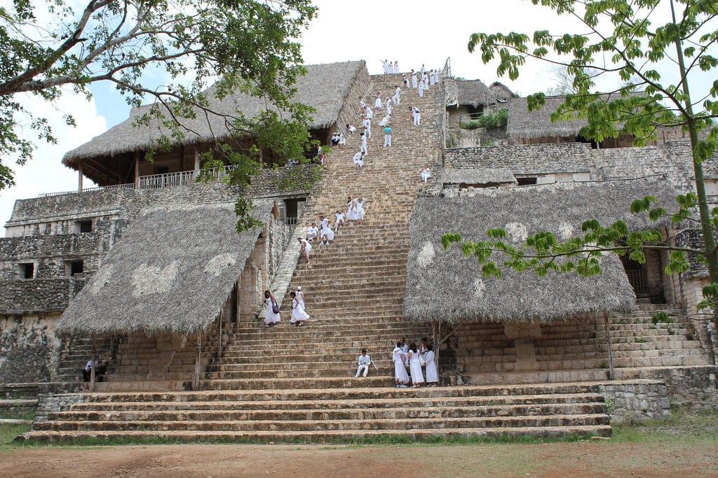 mayan ruins - Ek Balam