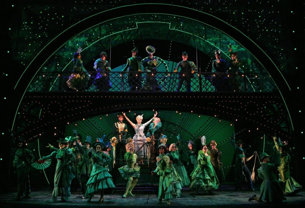 wicked - broadway show - things to do in nyc - trekbible - travel destinations