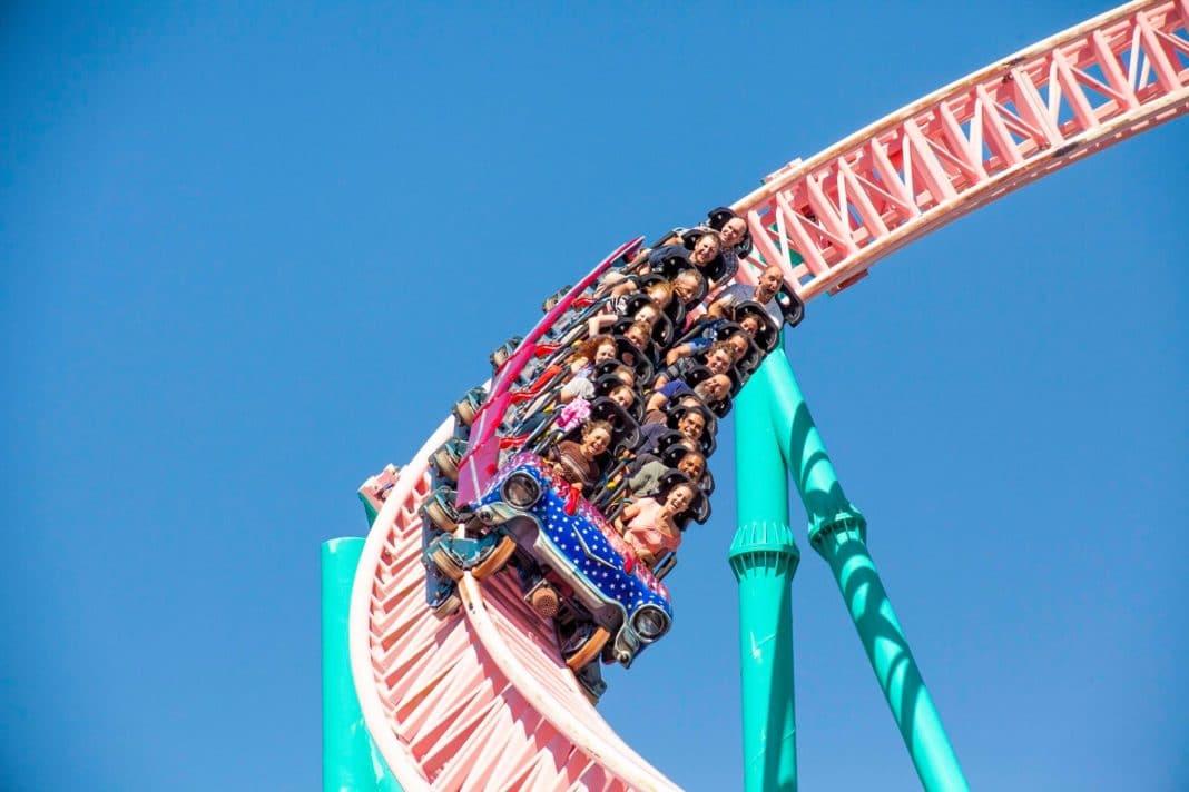 best amusement parks - Knott's Berry Farm
