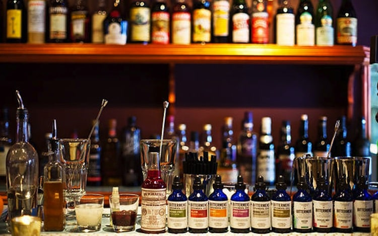 best bars in NYC - Amor y Amargo