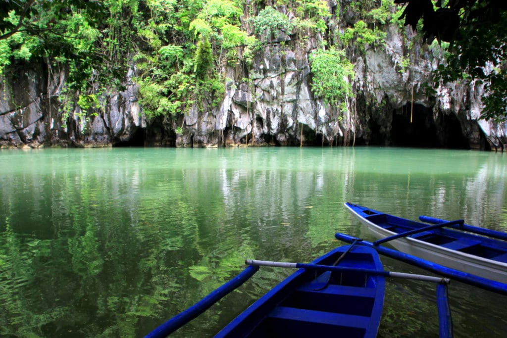 adventure travel - Palawan Island