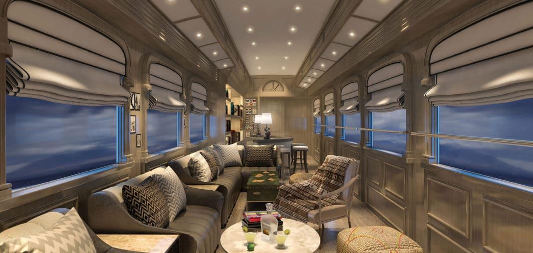 belmond andean explorer - Train