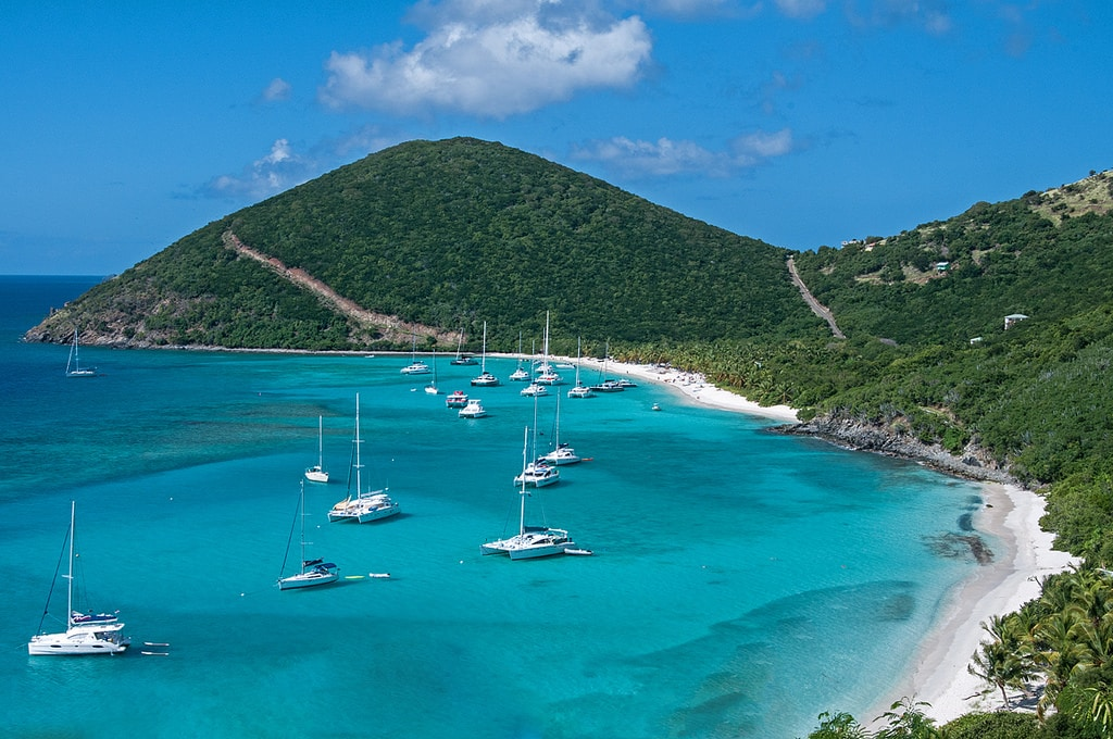 caribbean islands - British Virgin Islands