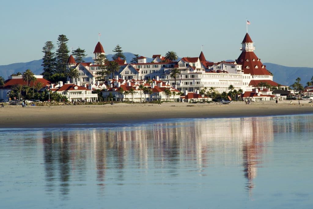 best beaches in california - Coronado