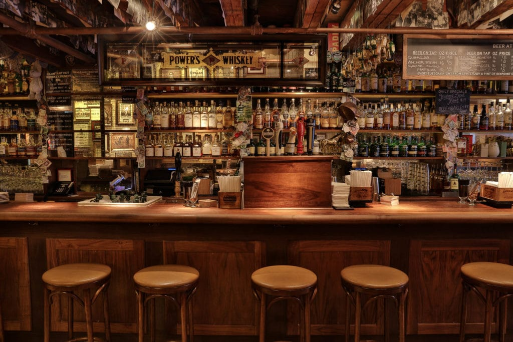 best bars in NYC - Dead Rabbit