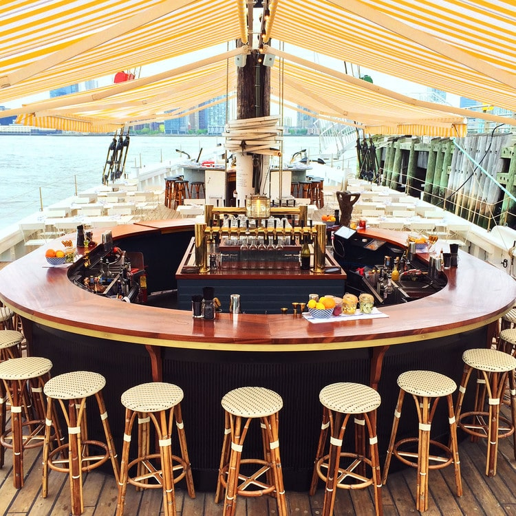 best bars in NYC - Grand Banks