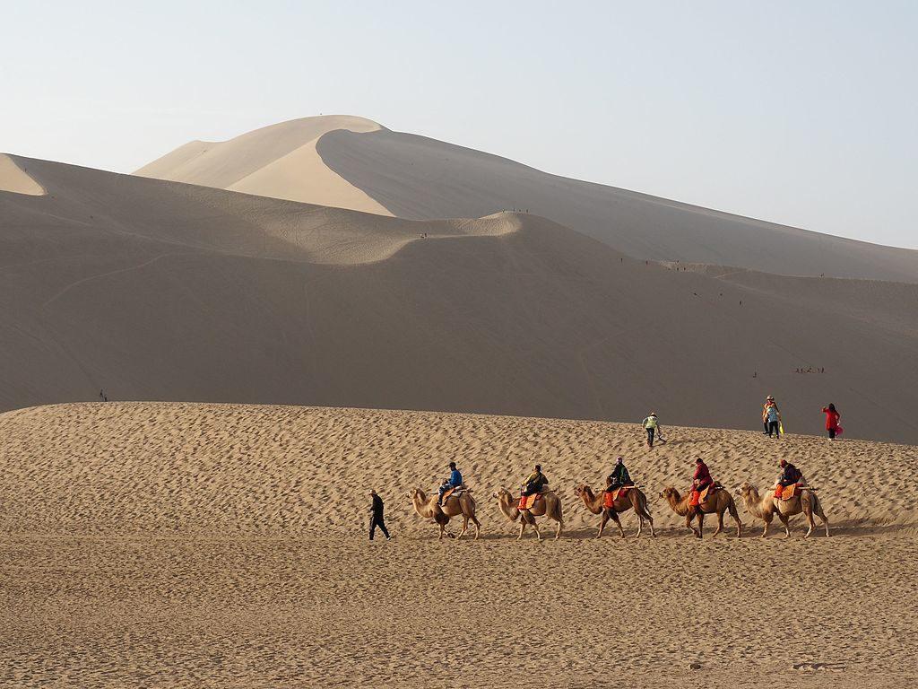adventure travel - Gobi desert