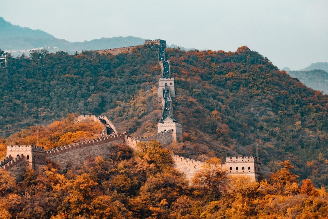 wonders of the world - Great Wall of China