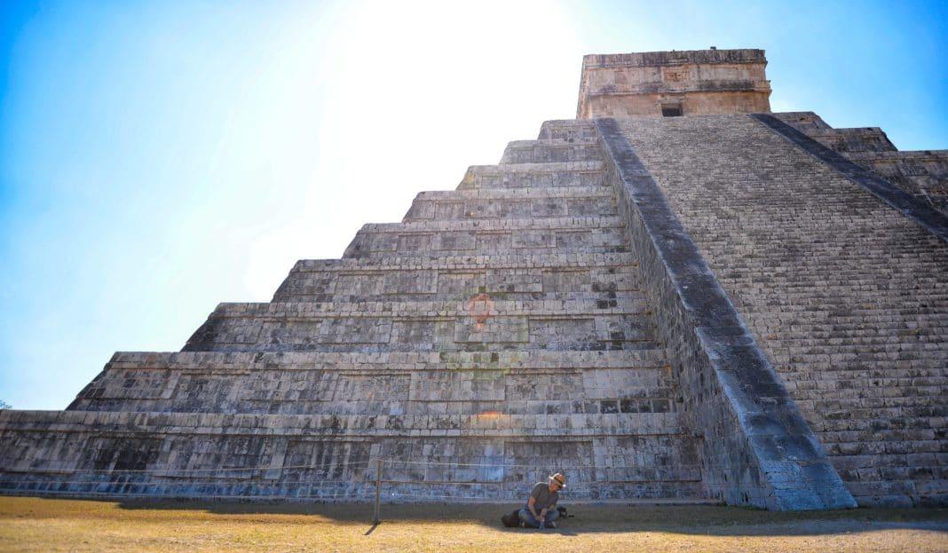 wonders of the world - Chichen Itza