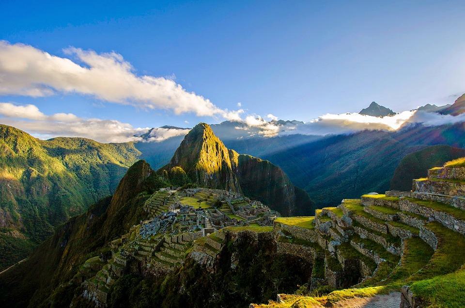wonders of the world - Machu Picchu