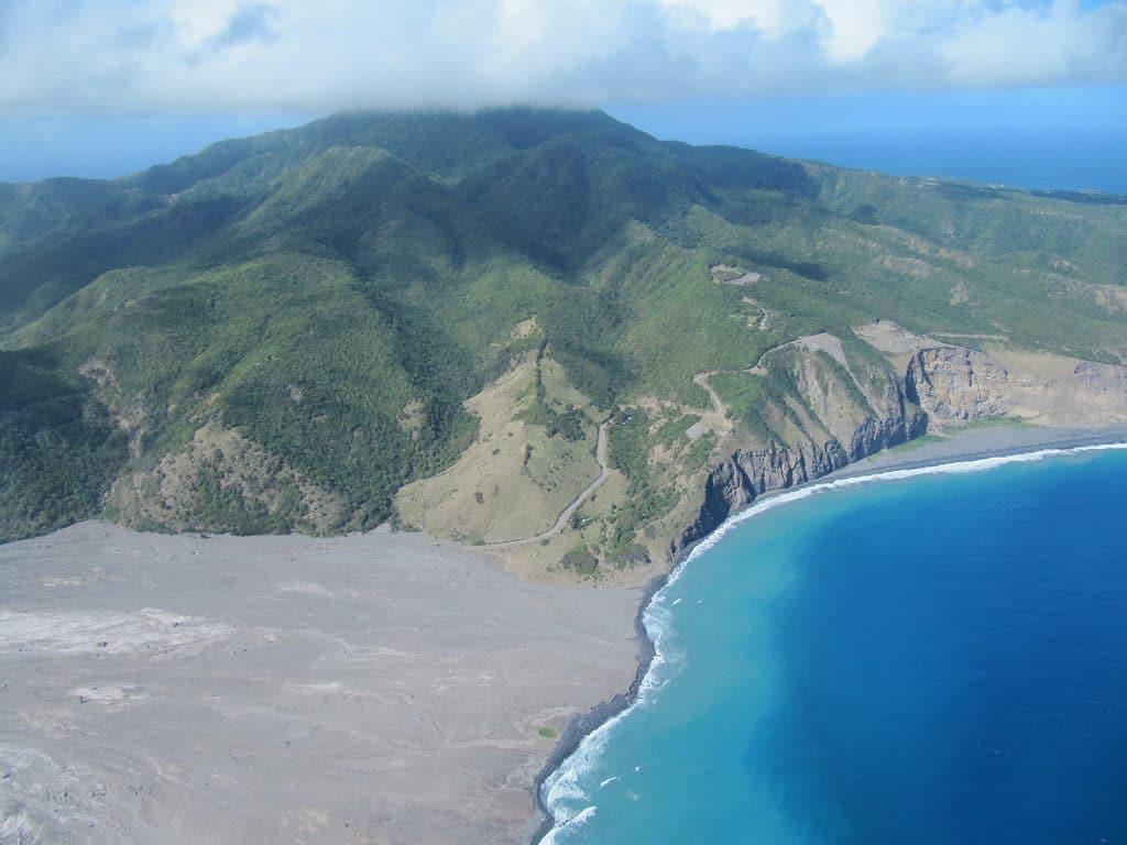 caribbean islands - Montserrat