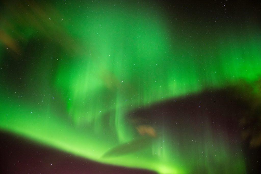 adventure travel - Northern Lights