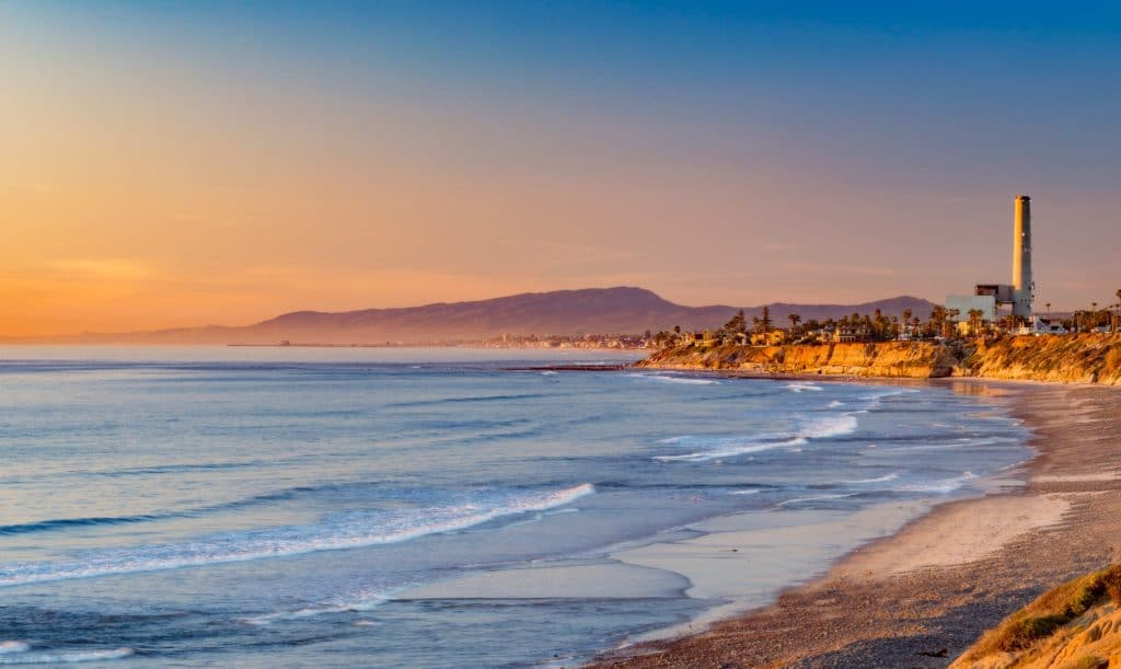 best beaches in california - South Carlsbad State