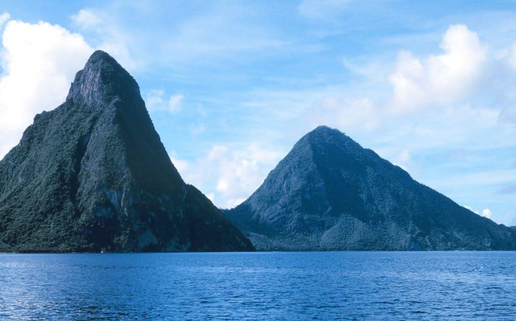 caribbean islands - St. Lucia