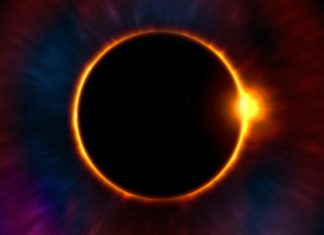 eclipse, road trip, national park, vacation