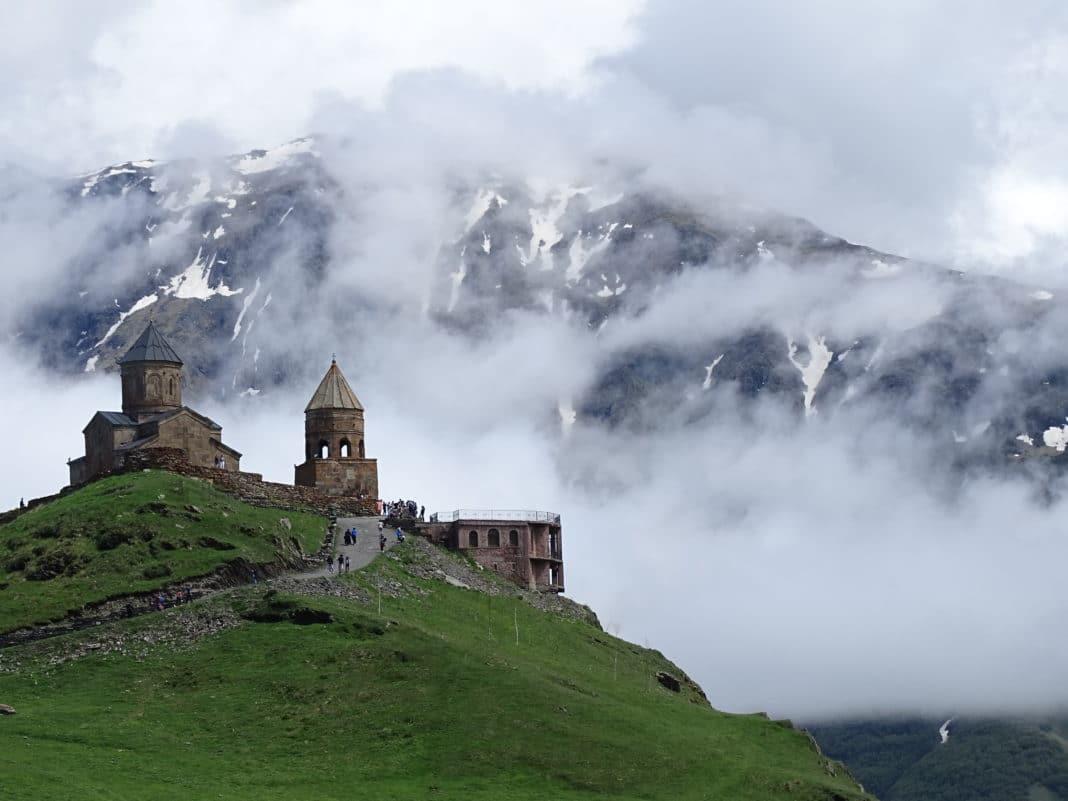 Georgia - Mount Kazbek