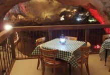 restaurant, news, food + drink, Arizona, cavern