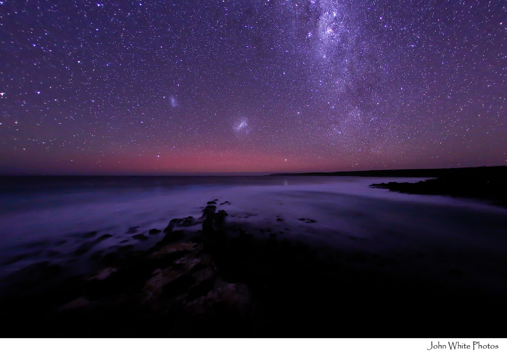southern lights - Victoria