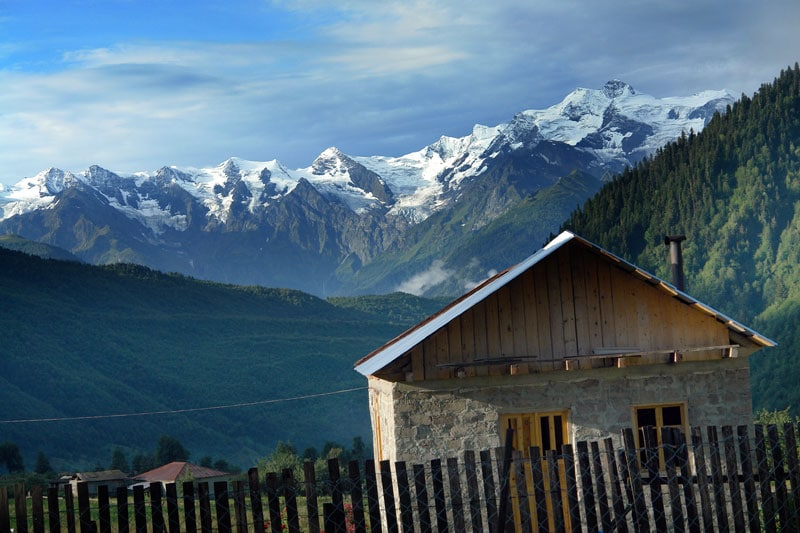 Georgia - mountain