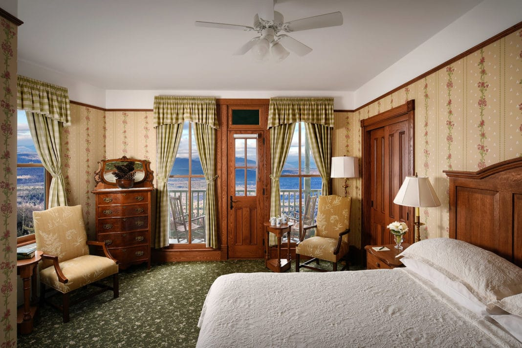 Mohonk Mountain House - Rooms