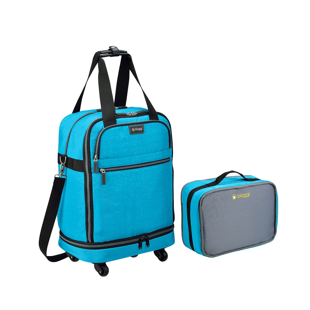 best carry-on luggage - Biaggi ZipSak