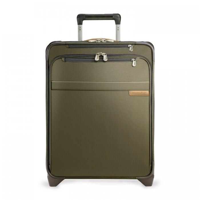 best carry-on luggage - Briggs & Riley