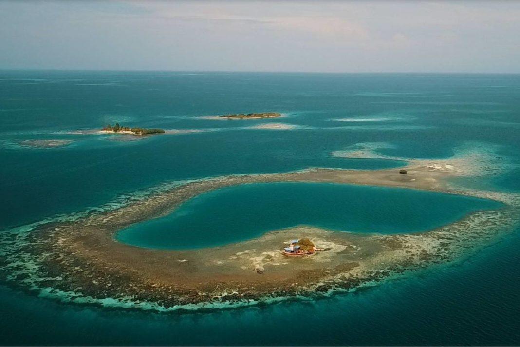airbnb - Caribbean island