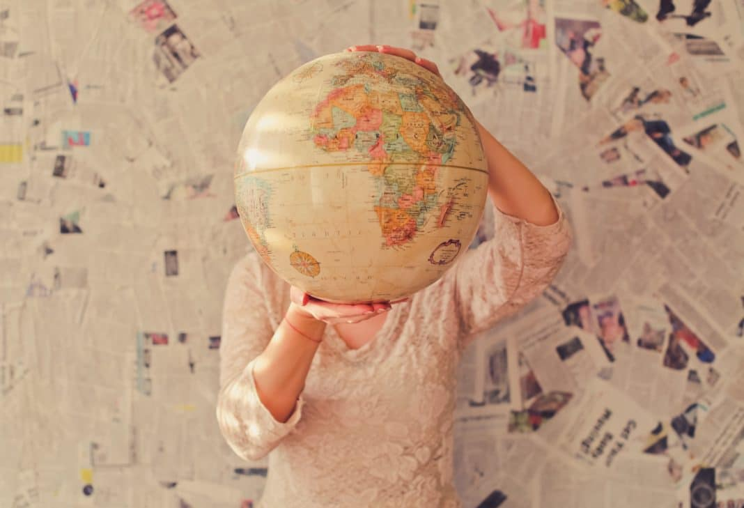 first american woman, world travel, cassie de pecol, guiness world records, travel inspiration, trekbible