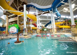 indoor water parks, indoor water park, best indoor water parks
