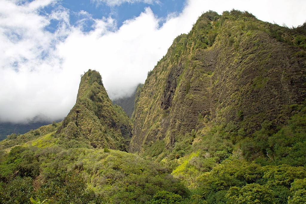 Hike Iao Valley State Park