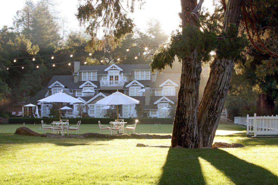 napa valley hotels - Meadowood Napa Valley