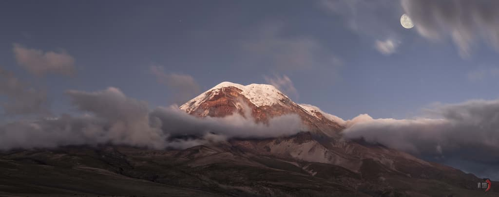 chimborazo, mount chimborazo, highest point on earth, chimbarazo, mount everest longitude and latitude