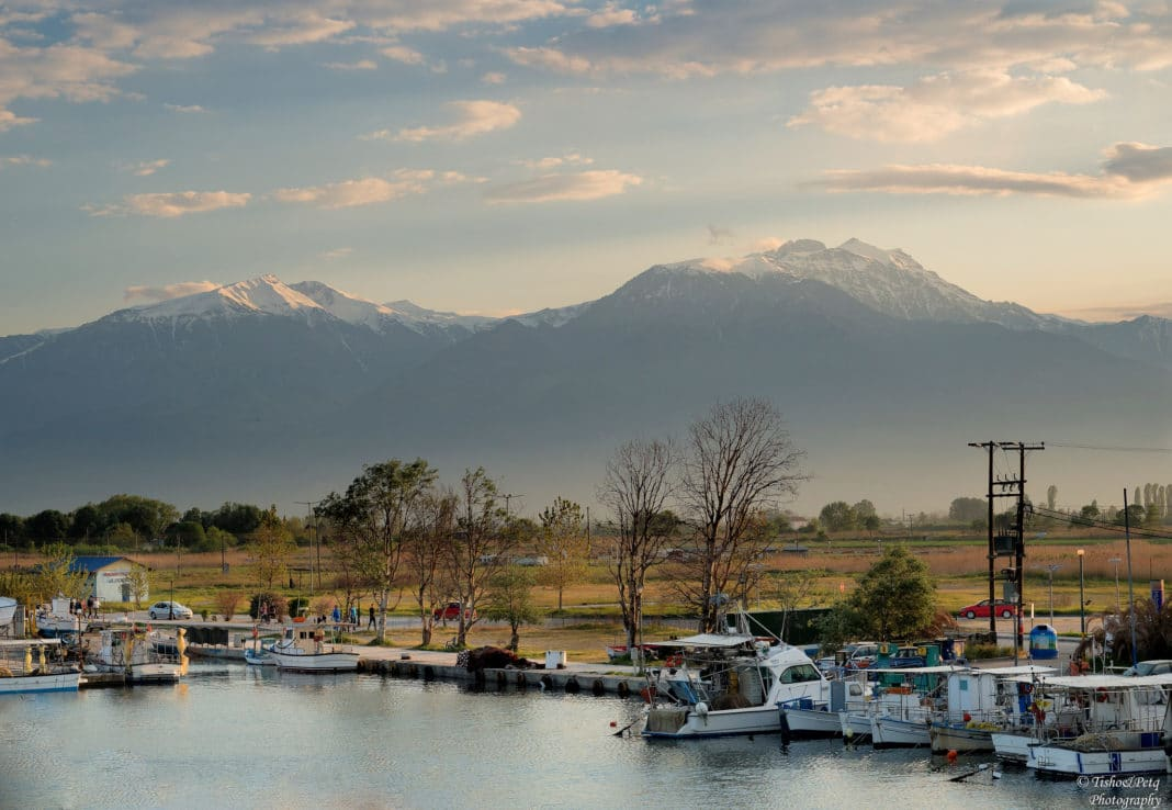 famous mountains - Mount Olympus