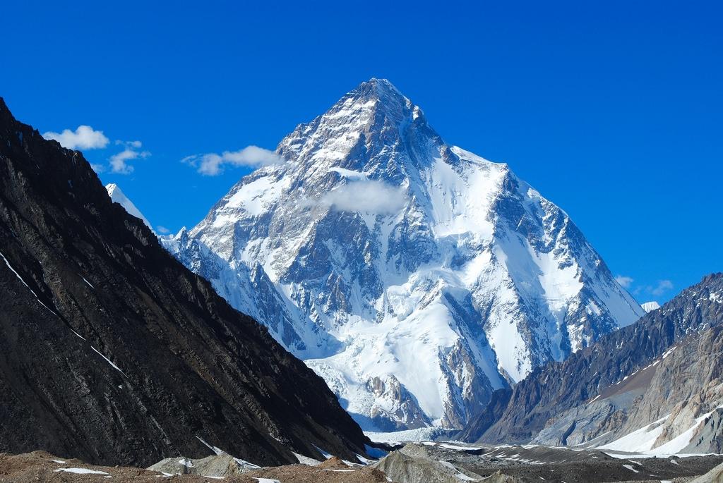 famous mountains K2