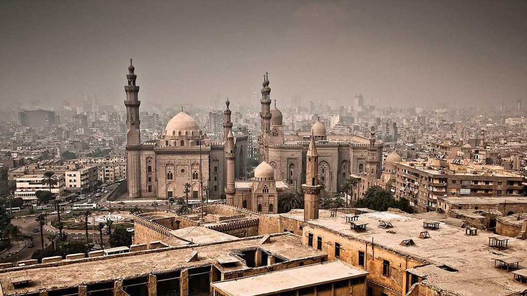 largest cities in the world - Cairo, Egypt