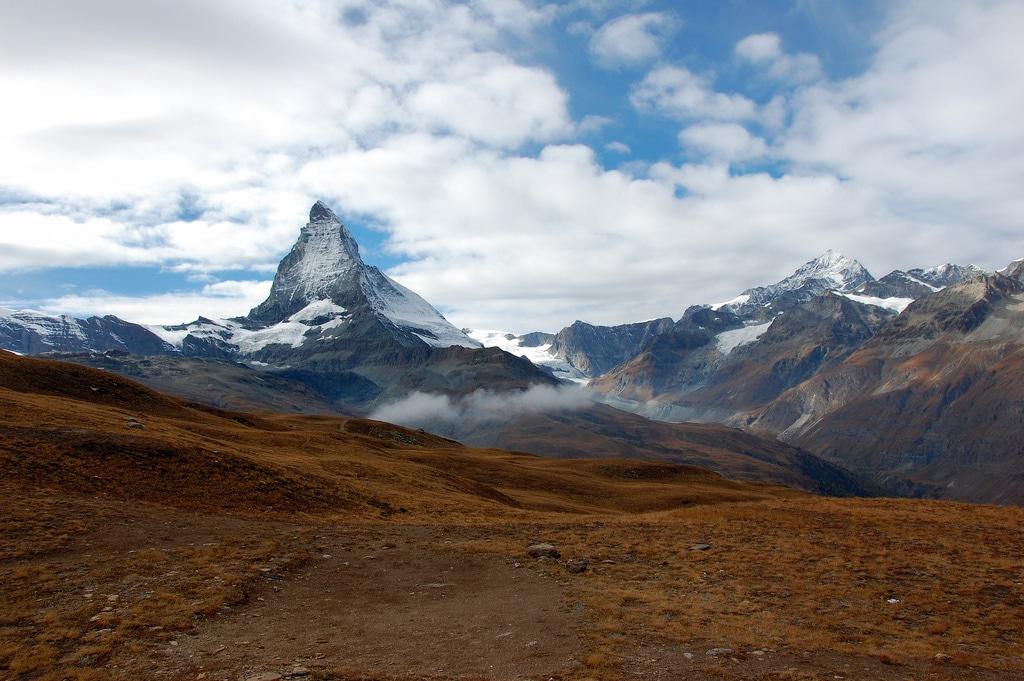 famous mountains - Matterhorn