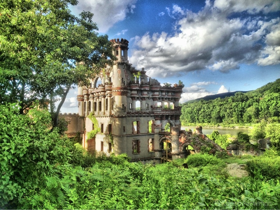 beacon, ny - Bannerman Castle