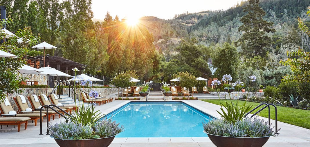 Napa Valley Hotels In