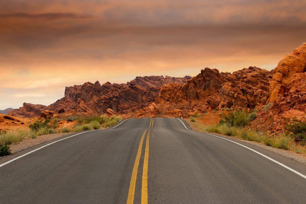 Go on a Hike Las Vegas