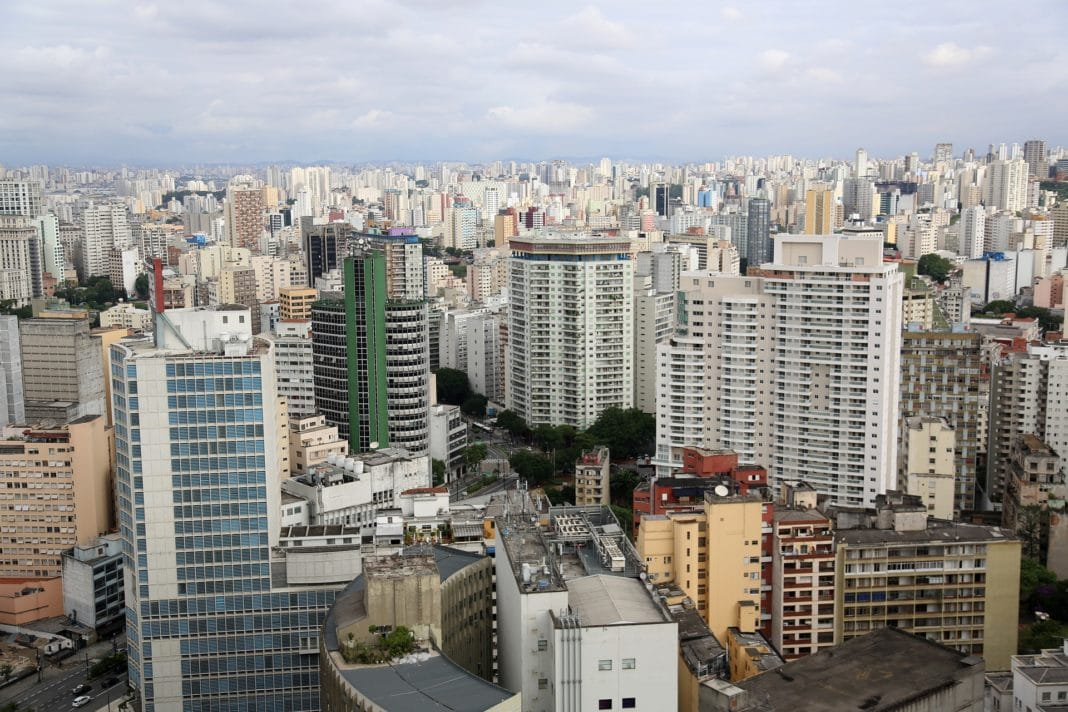largest cities in the world - São Paulo, Brazil