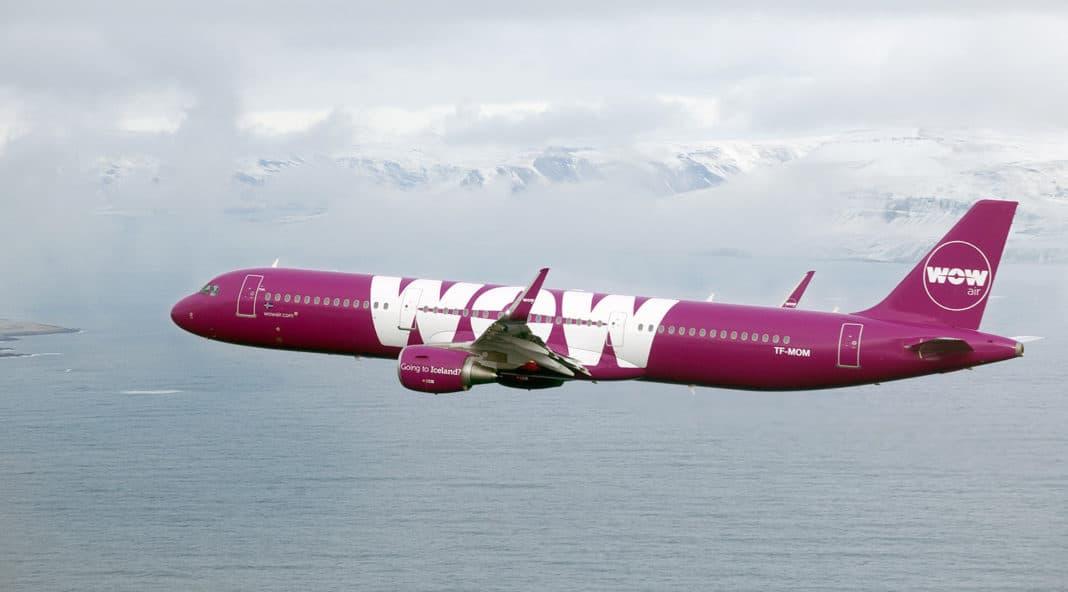 WOW Airplane