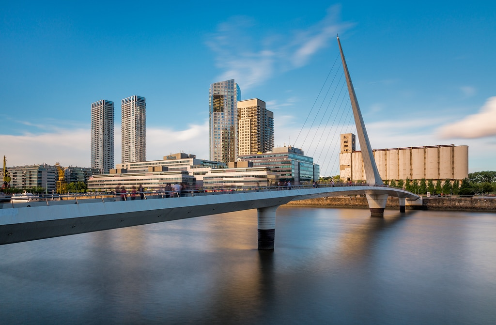 things to do in buenos aires - Puerto Madero