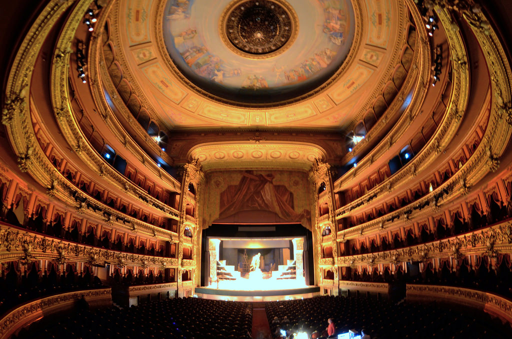 things to do in buenos aires - Colón Theater